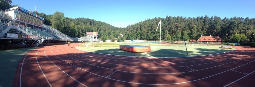 Stadion Leśny - 2014