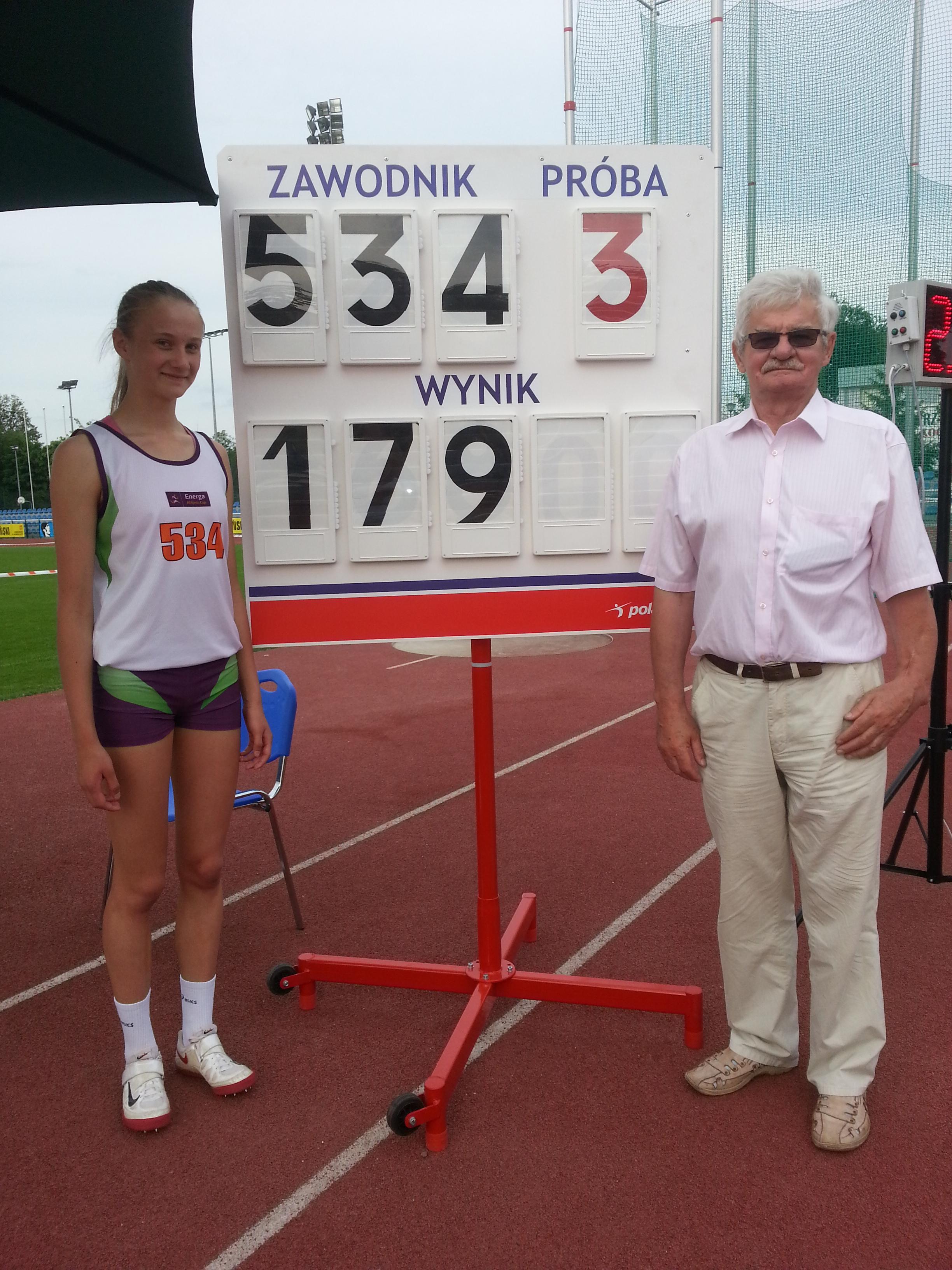 Paulinai trener Piotr Kaczmarek