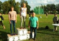 Pokaż album: Mistrzostwa Okręgu Młodzików 30.08.2014